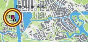 13 individuele kavels Driemond