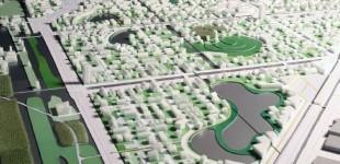 Stedebouwkundig plan 2600 woningen Waddinxveen, i.o.v. Gemeente Waddinxveen (2008)