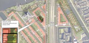 7 kavels Amstelkwartier Blok 2E (2015)