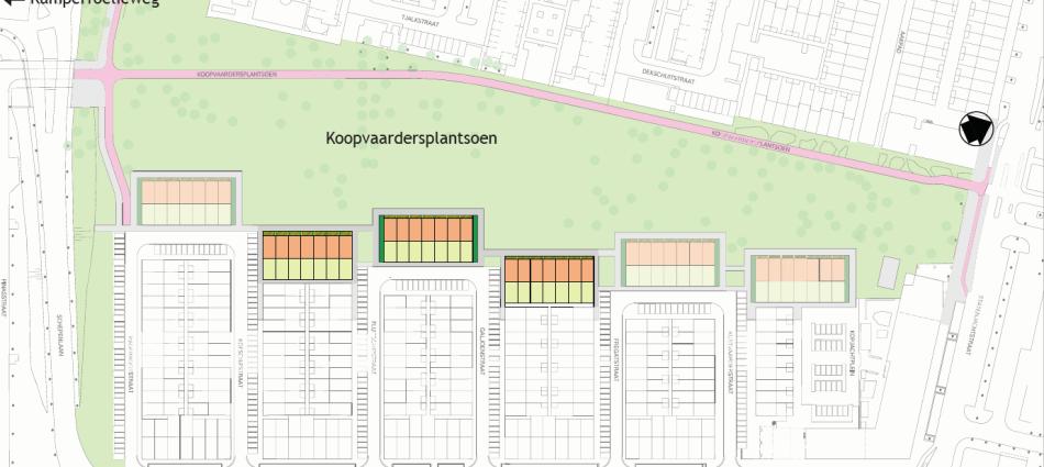 21 woningen Schepenlaan (2015)