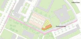 5 woningen Duinluststraat (2015)