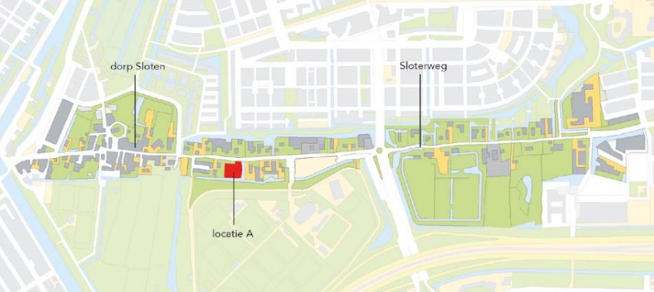 8 kavels Sloterweg (2015)
